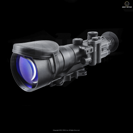 Bering Optics D760 GLADIUS 6X GEN 2 White Phosphor Night Vision Scope