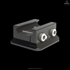 3 In 1 Gun Mount, Picatinny To Arca-Swiss Or RC2 Adapter For Night Stalker Tripods