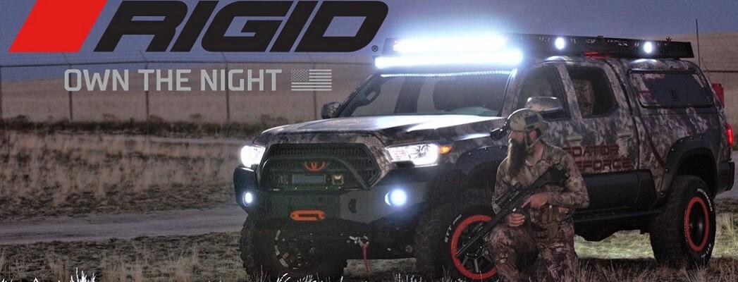 Rigid Tactoy Tactical 1050X400